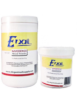 E-Nail Mixed Fast  Set Acrylic Powder