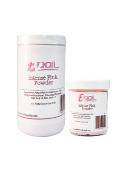 E-Nail Intense Pink Acrylic Powder