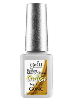 Gel ll No-Cleanse Top Coat