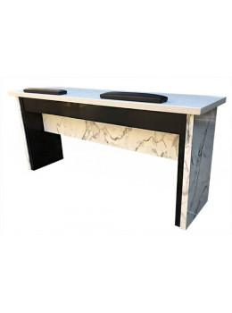 Double Manicure Table - Model # NT-74