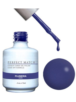 LeChat Perfect Match Gel Polish DUO SETS - Plumeria PMS101