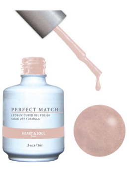 LeChat Perfect Match Gel Polish DUO SETS - Heart & Soul PMS109