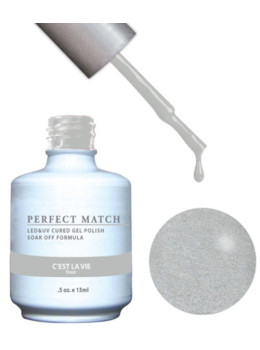LeChat Perfect Match Gel Polish DUO SETS - C'est La Vie PMS113