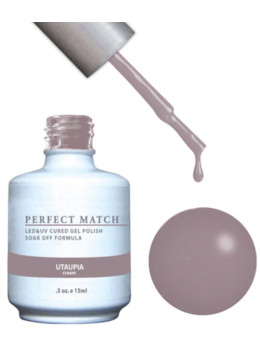 LeChat Perfect Match Gel Polish DUO SETS - Utaupia PMS114