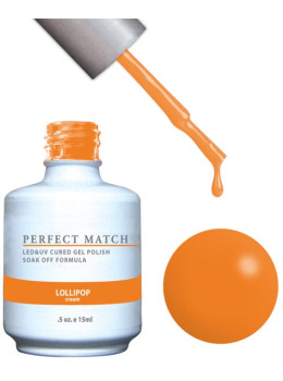LeChat Perfect Match Gel Polish DUO SETS - Lollipop PMS117