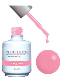 LeChat Perfect Match Gel Polish DUO SETS - Cotton Candy PMS119