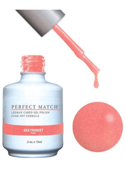 LeChat Perfect Match Gel Polish DUO SETS - Sea Trinket PMS125