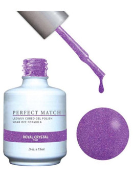 LeChat Perfect Match Gel Polish DUO SETS - Royal Crystal PMS126