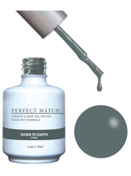 LeChat Perfect Match Gel Polish DUO SETS - Down To Earth PMS127