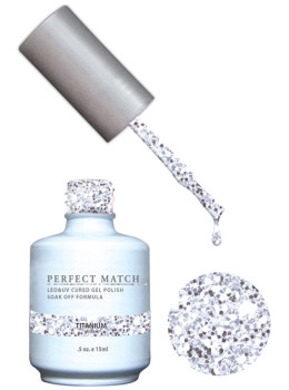 LeChat Perfect Match Gel Polish DUO SETS - Titanium PMS134