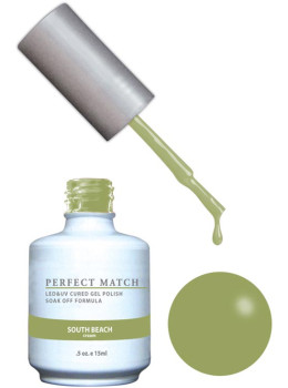LeChat Perfect Match Gel Polish DUO SETS - South Beach PMS144