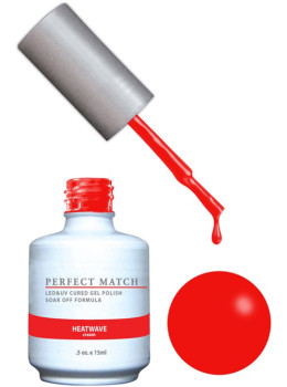 LeChat Perfect Match Gel Polish DUO SETS - Heatwave  PMS153
