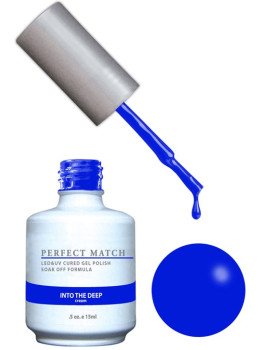 LeChat Perfect Match Gel Polish DUO SETS - Into The Deep PMS156