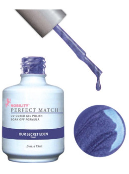 LeChat Perfect Match Gel Polish DUO SETS  - Our Secret Eden PMS69