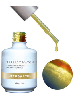 LeChat Perfect Match Gel Polish DUO SETS  - Top of the Box Office PMS82