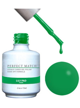 LeChat Perfect Match Gel Polish DUO SETS - Lily Pad PMS99